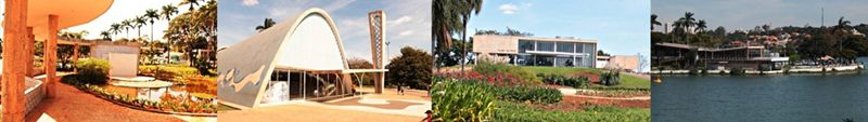 Casa do Baile, Igreja São Francisco de Assis, Museu de Arte e Iate Clube