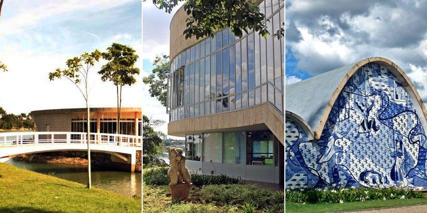 O Conjunto Arquitetônico da Pampulha – um pouco da história e o Centro de Referência Turística
