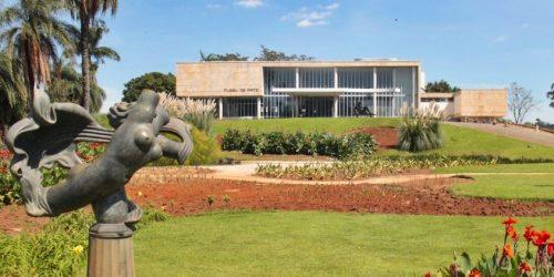 O Museu de Arte da Pampulha – antigo cassino de Belo Horizonte