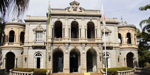 Visita ao Palácio da Liberdade – antiga sede do governo mineiro
