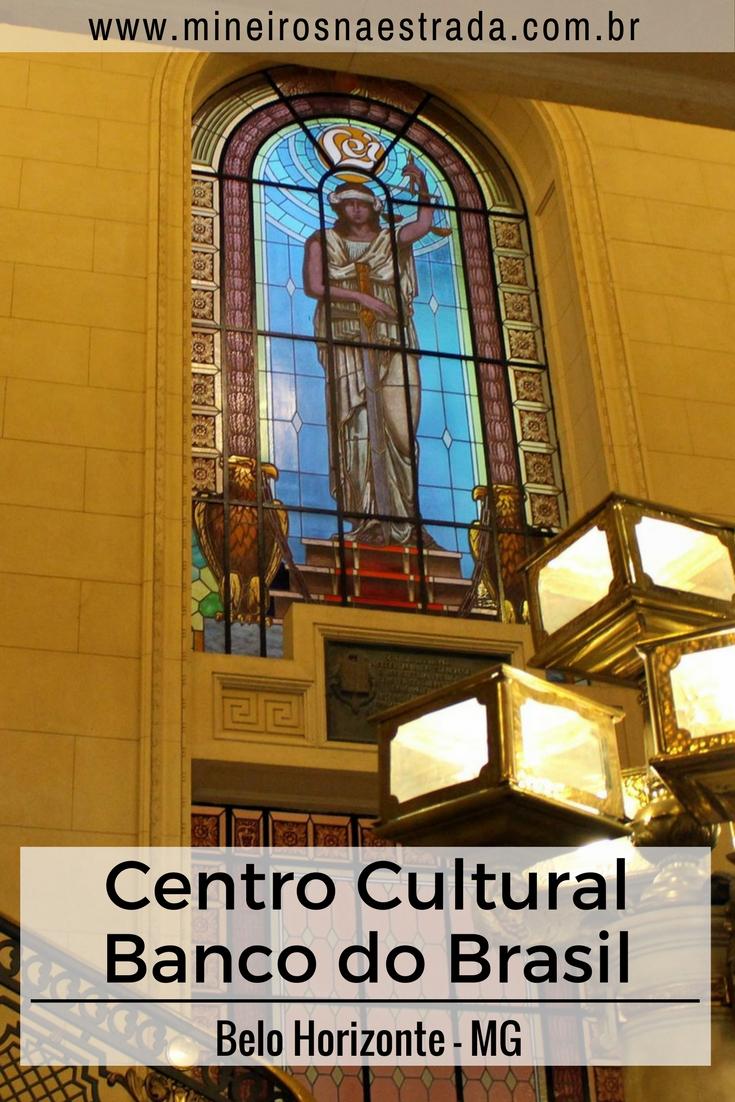 O Centro Cultural Banco do Brasil faz parte do Circuito Cultural Praça da Liberdade, em Belo Horizonte.