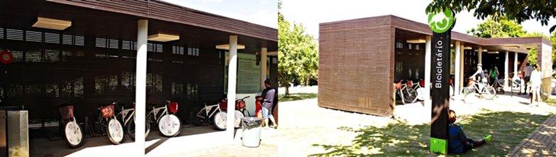 Parque Ecológico da Pampulha, em Belo Horizonte. Local com entrada gratuita, com grande gramado, espelho d'água e empréstimo de bicicletas.