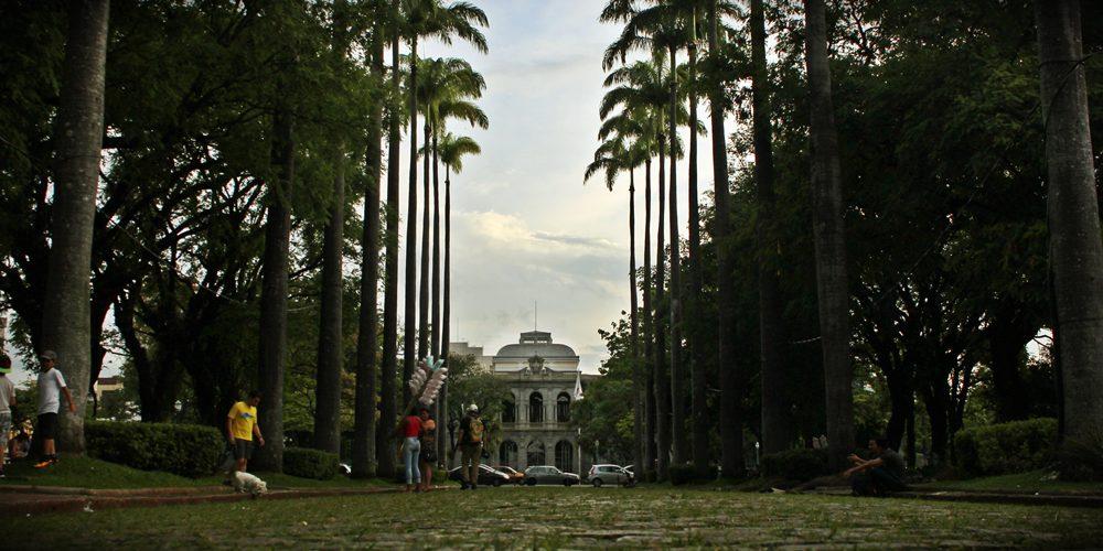 Praça da Liberdade e Palácio da Liberdade