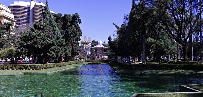 Praça da Liberdade e Coreto