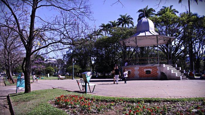 Coreto da Praça da Liberdade