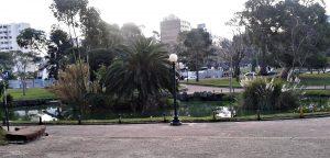 Parque Rodó, em Montevidéu