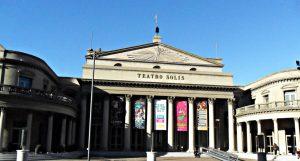 Montevidéu: Visita guiada ao Teatro Solís