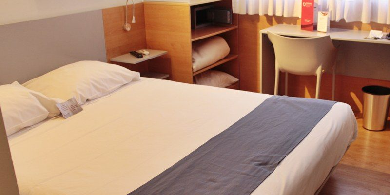 Onde hospedar em Montevidéu: Hotel Orpheo Express