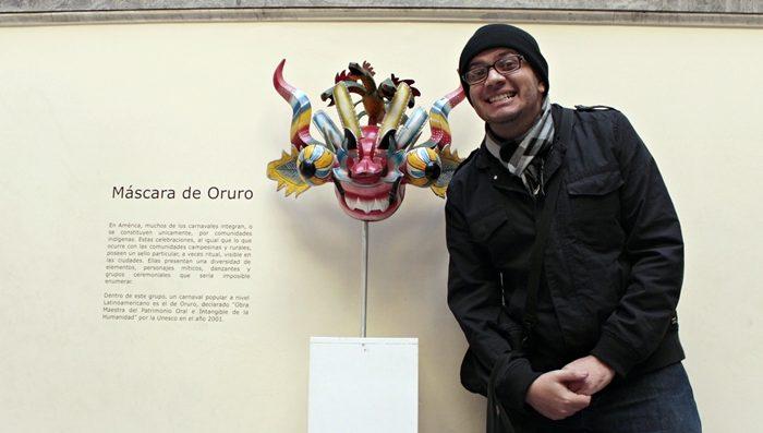 Museu de Arte Precolombino - MAPI