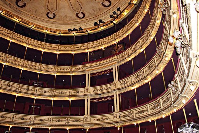 Teatro Solís, Montevidéu