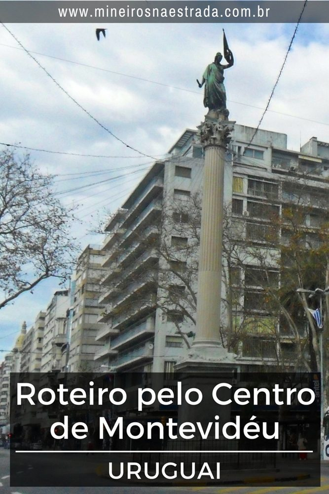 O Centro de Montevidéu também é conhecido como Ciudad Nueva e é uma região bem movimentada, com muitos comércios, órgãos públicos, teatros e algumas praças. Veja nosso roteiro a pé.