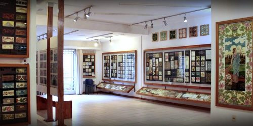 O Museu do Azulejo, em Montevidéu