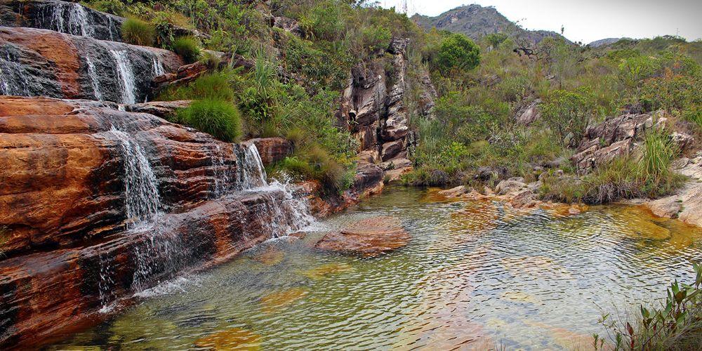 Parque Estadual e Vila Biribiri, em Diamantina
