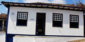 Casa de Juscelino, museu dedicado ao ex-presidente, em Diamantina