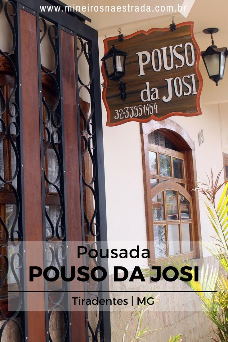 Como foi nossa estadia no Pouso da Josi, uma pousada barata, bem localizada e com ótimo atendimento, em Tiradentes.