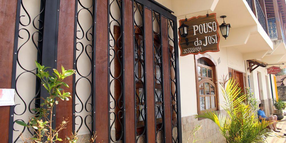 Pouso da Josi: hospitalidade mineira em Tiradentes