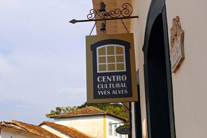 Centro Cultural Yves Alves Tiradentes