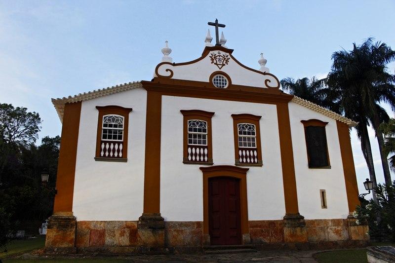 Igreja Nossa Senhora das Mercês - Tiradentes