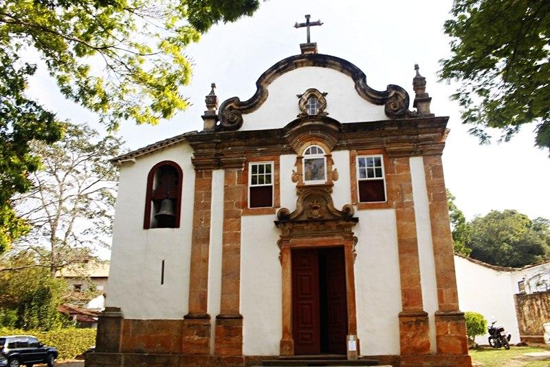 Roteiro Tiradentes Igreja Nossa Senhora do Rosário dos Pretos