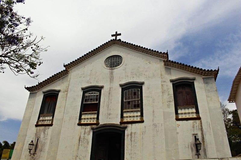 Roteiro Tiradentes- Igreja de São João Evangelista
