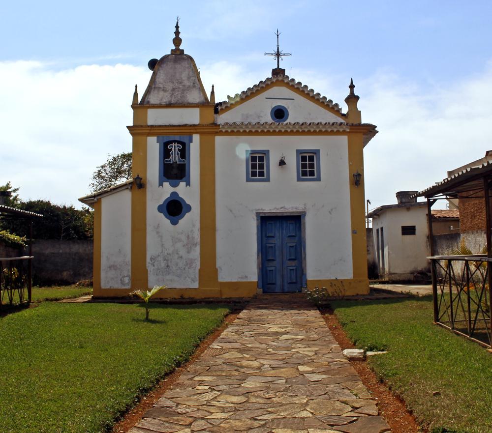 Igreja Santo Antônio do Canjica - Tiradentes
