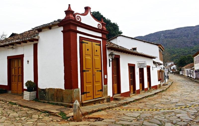 Roteiro Tiradentes - rua Direita