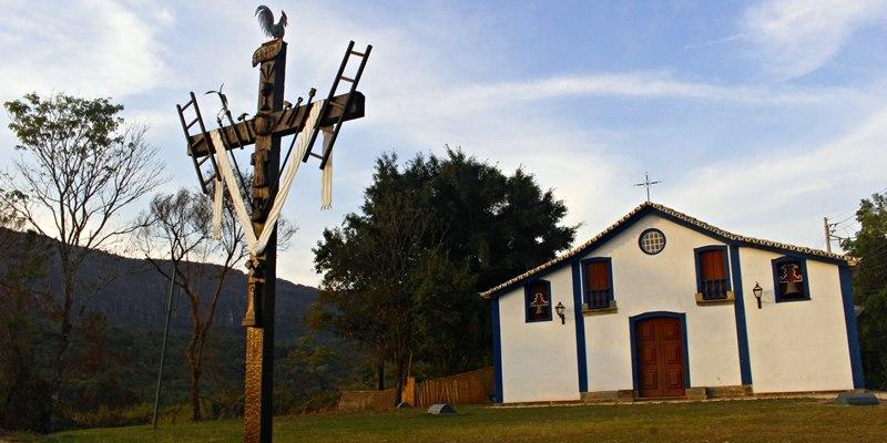 As igrejas, capelas e passos de Tiradentes