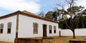 Tiradentes: Museu Casa Padre Toledo, a casa de um inconfidente