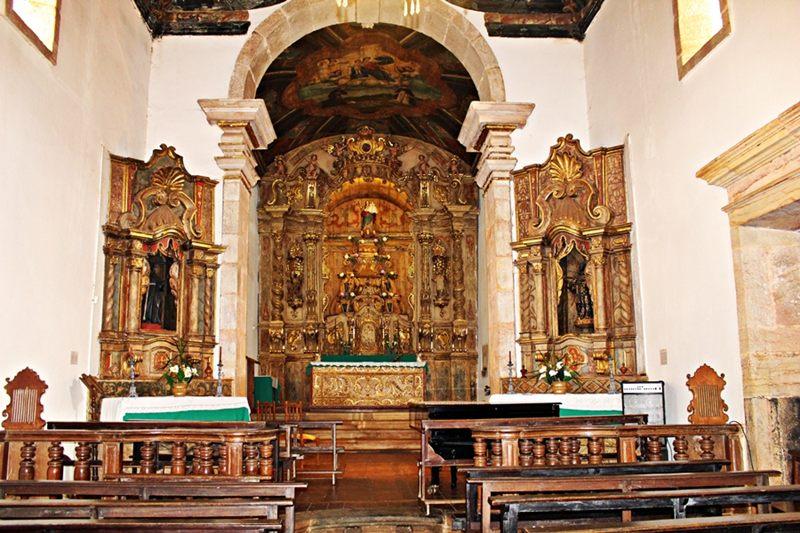 Igreja Nossa Senhora do Rosário dos Pretos, Tiradentes