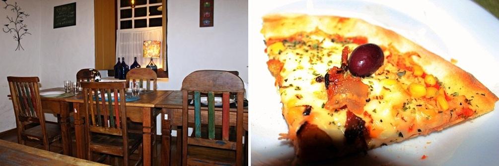 Nossa experiência na Seu Barthô Pizzaria, em Tiradentes. Atendimento excelente e pizza muito saborosa.