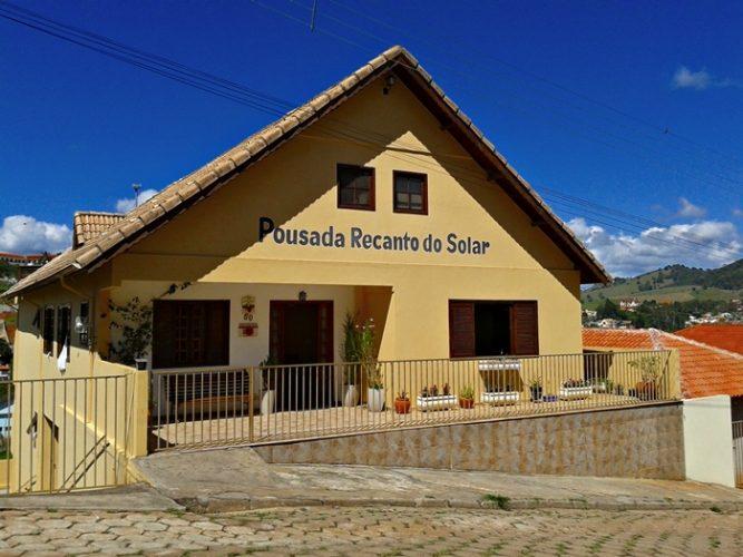 Hospedagem em São Lourenço: Pousada Recanto do Solar