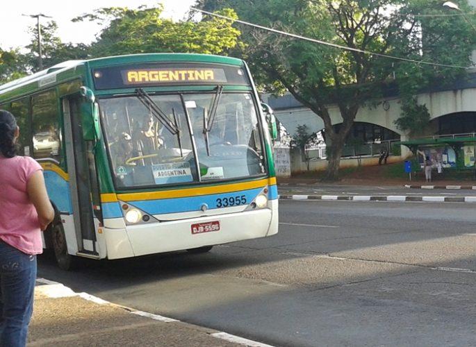 Como andar de ônibus em Foz do Iguaçu