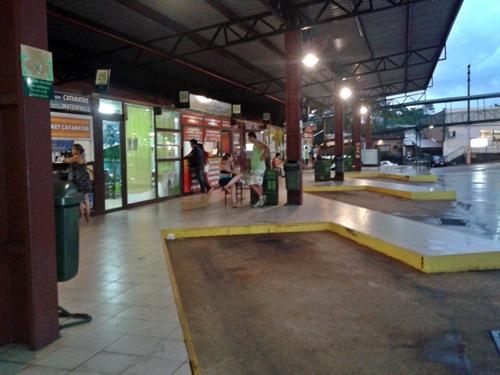 Terminal de Puerto Iguazú
