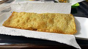 Onde comer em São Thomé das Letras: Pastelarica