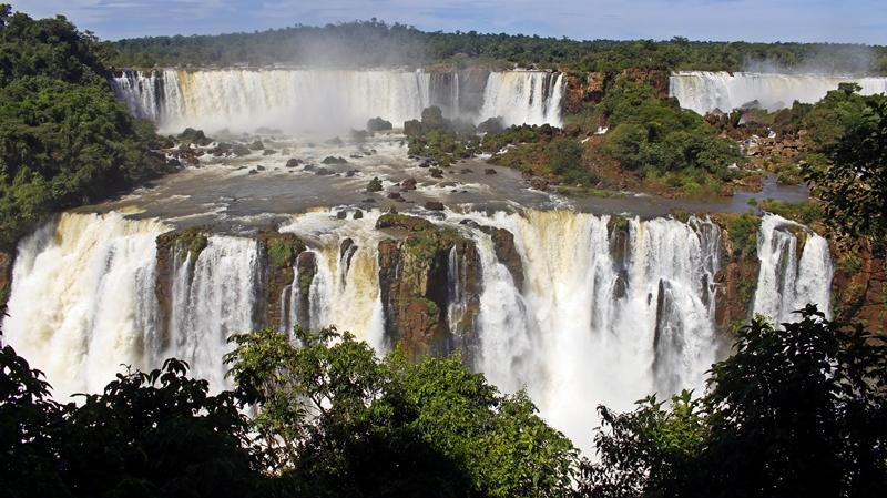 Cataratas do Iguaçu: visitando o Parque Nacional do Iguaçu (Brasil)
