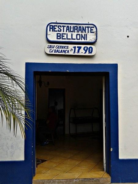 Restaurante Belloni Tiradentes