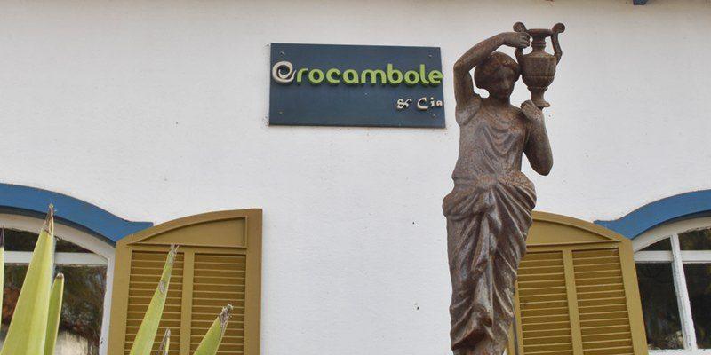 O Rocambole e Cia – doces em Tiradentes