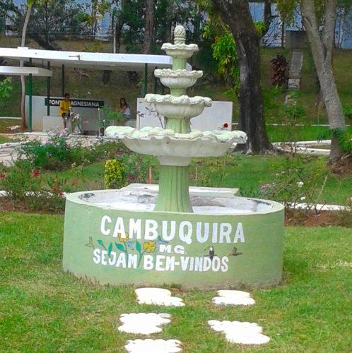 O Circuito das Águas mineiro IX – Cambuquira
