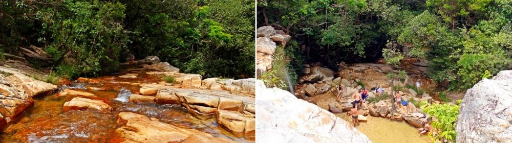 Cachoeira Vale das Borboletas em São Thomé das Letras.