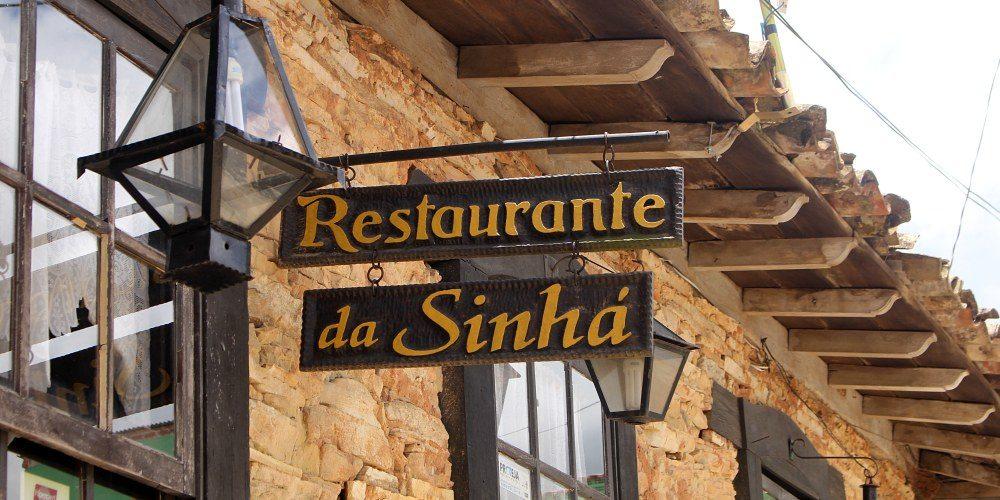 Onde comer em São Thomé das Letras: Restaurante da Sinhá