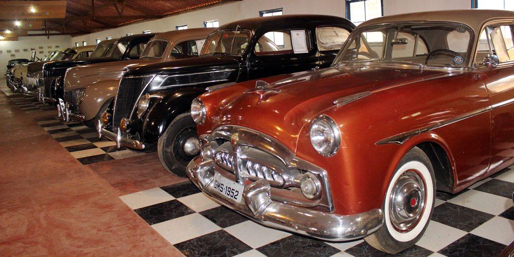 O Museu do Automóvel da Estrada Real