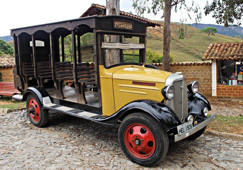 Museu do Automóvel da Estrada Real Tiradentes