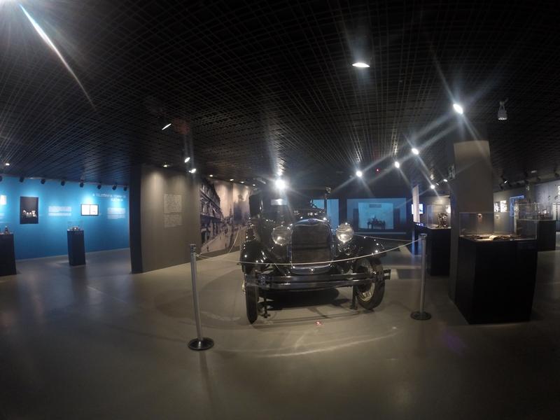 museu dos correios brasilia