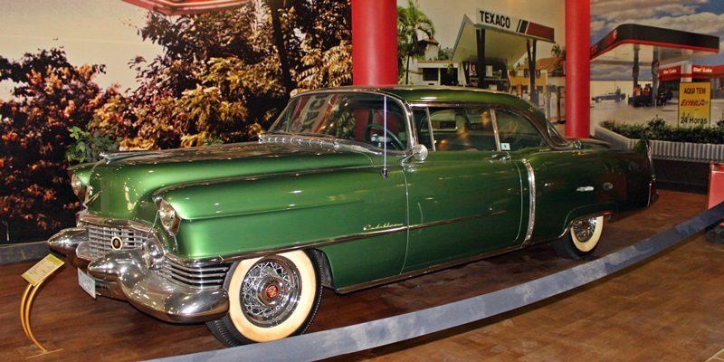 Museu do automóvel de Curitiba