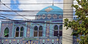 Visitando a Mesquita de Curitiba