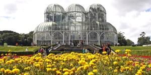 Jardim Botânico, o cartão-postal de Curitiba