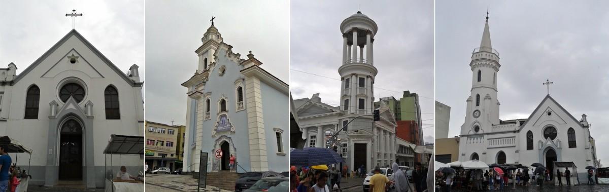 Igrejas do Centro Histórico