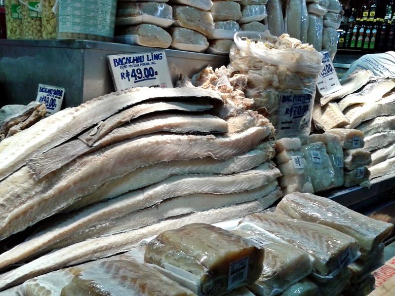 mercado peixes