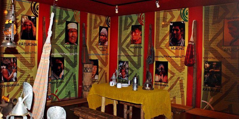 Rio Branco: visitando a Biblioteca da Floresta