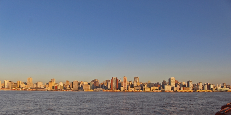 Porto Alegre: a cidade do paralelo 30°